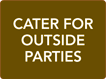Out Side Party Catering in Rosyth