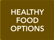 Healty Food Options Rosyth
