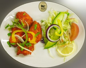 Taste of India Indian Chicken Tikka Indian Starter