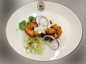 Taste of India Tandoori King Prawn Indian starters
