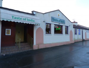 Taste of India Restaurant and takeaway in Rosyth